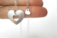 מתנה לאמא שרשרת לב מתנה לאמא ליום הולדת the charmer 2