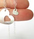 רעיון למתנה לאמא שרשרת לב מתנה לאמא ליום הולדת the charmer (3)