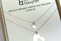 רעיון למתנה לאמא שרשרת לב מתנה לאמא ליום הולדת the charmer (5)