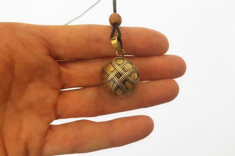 פעמון מקסיקני מתנה לאשה בהריון